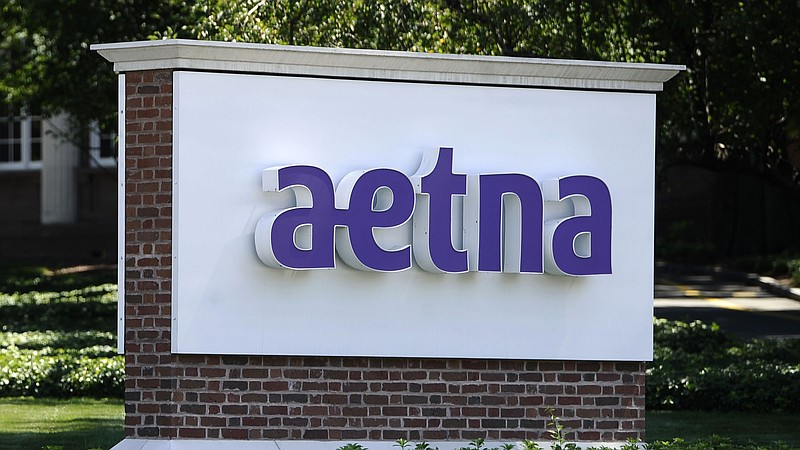 A federal judge has ruled against Aetna's proposed merger with its rival, Hum...