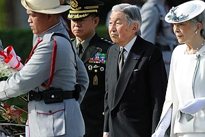 Japan Explores Ways For Emperor To Abdicate The Throne
