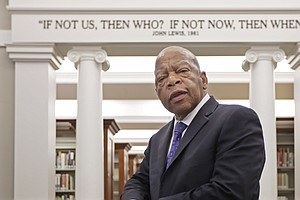 John Lewis' Graphic Memoir Wins 4 American Library Association Awards