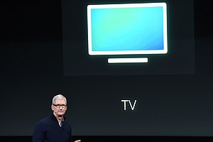 Apple Looks To Compete With Netflix Originals, But Making...