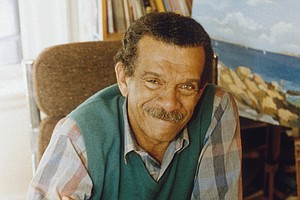 Derek Walcott, Who Wrote Of Caribbean Beauty And Bondage,...