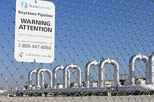 TransCanada Submits New Application To Build Keystone XL ...