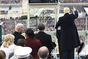 Trump Reportedly Called National Park Service Over Inaugu...