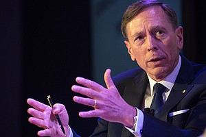 Petraeus Warns Of Giving Ammunition To Extremists, 'Revis...