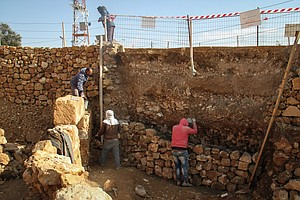 In West Bank, Israeli And Palestinian Archaeologists Both...