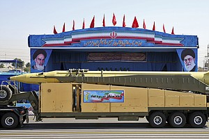 Did Iran's Ballistic Missile Test Violate A U.N. Resolution?