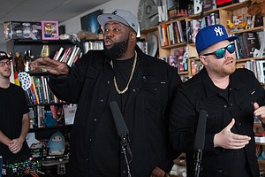 Run The Jewels: Tiny Desk Concert