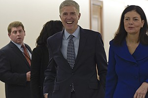 Judge Gorsuch's Originalism Contrasts With Mentor's Pragmatism