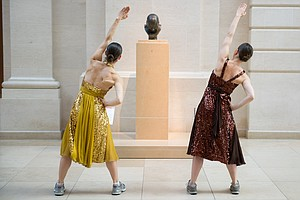 Raise Your (He)art Rate With A Workout At The Met
