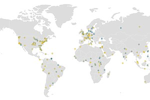 MAP: Find Out What New Viruses Are Emerging In Your Backyard