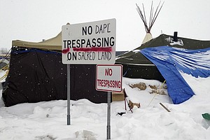 Army Approves Dakota Access Pipeline Route, Paving Way For The Project's Comp...