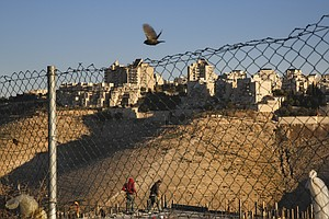 Israel Passes Law Retroactively Legalizing Settler Homes On Palestinian Land