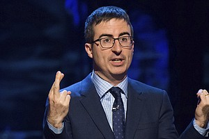 John Oliver On Facts, Donald Trump, And The Supreme Court For Dogs