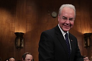 Tom Price Confirmed As Secretary Of Health And Human Services