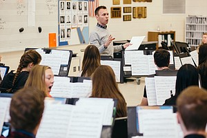 Why This High School Band Is Only Buying Music From Compo...