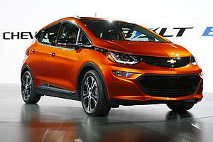 Rollout Of Chevy Bolt May Mark Turning Point For Electric Car Market