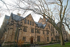 Yale Renames Calhoun College Over Namesake's Ties To Slavery And White Supremacy