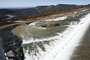 Officials Order Evacuation For Residents Below Damaged California Dam