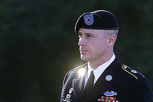 Lawyers For Bowe Bergdahl Say He Can't Get A Fair Trial After Trump Criticisms