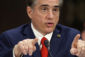 Senate Confirms First Nonveteran To Lead VA