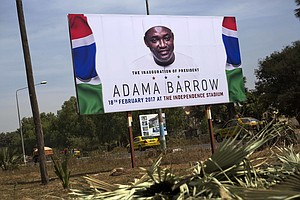 Under New Leader, Gambia Cancels Withdrawal From Internat...