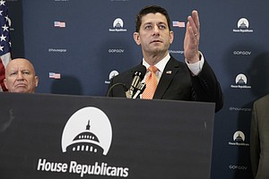 House Speaker Welcomes Flynn Resignation, But Congress Ha...