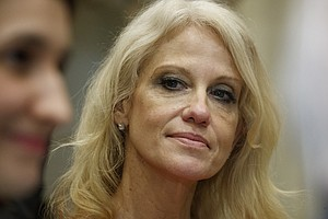 Conway Should Be Investigated For Plugging Ivanka Trump P...