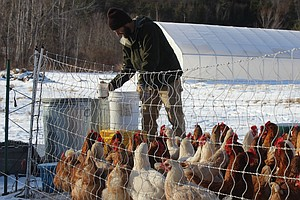 Health Insurance Woes Add To The Risky Business Of Farming