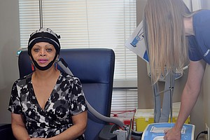 Cooling Cap May Limit Chemo Hair Loss In Women With Breast Cancer