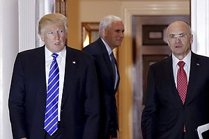 Trump Labor Nominee Andrew Puzder Withdraws, First Cabinet Pick To Fall