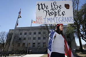 'A Day Without Immigrants' Promises A National Strike Thu...