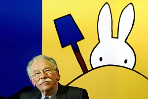 Dick Bruna, Artist And Author Of The Intricately Simple M...