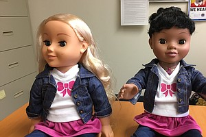 Banned In Germany: Kids' Doll Is Labeled An Espionage Device