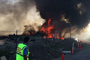 Plane Crashes Into Mall In Australia, Killing Pilot And 4...