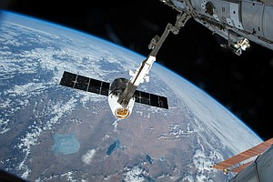 SpaceX Cargo Craft Fails To Dock With Space Station, Will...