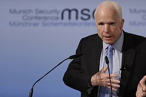 Sen. McCain Makes Unannounced Trip To Syria To Meet With ...