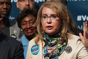 Former Rep. Giffords: Lawmakers Should 'Have Some Courage...