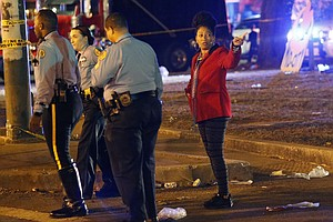 'Highly Intoxicated' Driver Plows Into Mardi Gras Crowd, ...