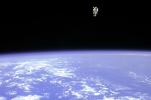 Bruce McCandless, First Astronaut To Fly Untethered In Sp...