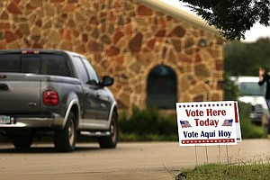 Justice Department Reverses Position On Texas Voter ID La...