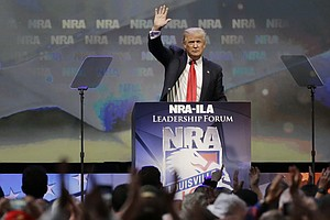 Trump Repeals Rule Designed To Block Gun Sales To Certain...