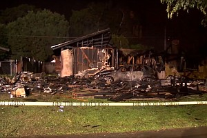3 Die And 2 Survive After Plane Crashes Into Homes East O...