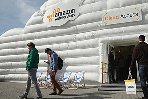 Amazon Cloud Outage Disrupts Traffic For Websites, Apps