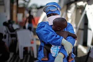 A Husband Loses His 'Best Friend' — Salome Karwah, Ebola ...