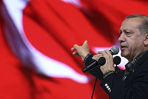 Turkey-Germany Relations At New Low After Erdogan Makes N...