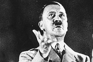 Author Says Hitler Was 'Blitzed' On Cocaine And Opiates During The War
