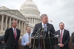 Freedom Caucus Members Face Crossroads Over Health Care P...