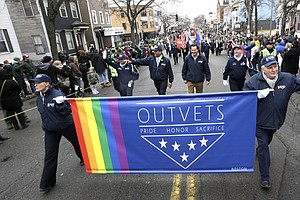 Boston St. Patrick's Day Parade Organizer To Reconsider Ban On Gay Veterans G...