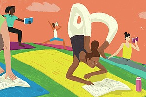 Meditation, Nutrition, Fitness: One 'Party School' Tries To Tame The College ...