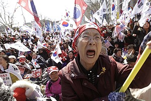 South Korean President's Impeachment Triggers Clashes And...